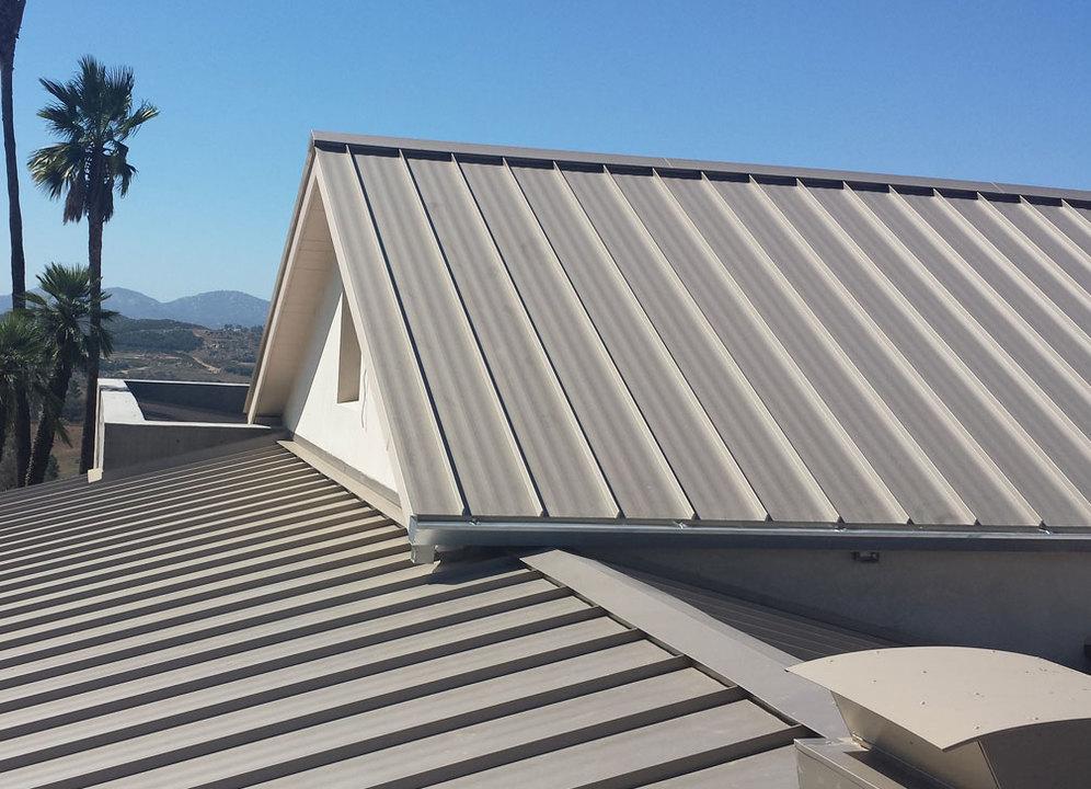 atap metal aluminium atap stainless steel