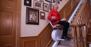 Stair Lifts Can Be Permanent or Temporary